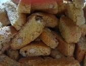 Cantuccini con il vinsanto (Biscotti di Prato)