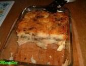 Tortiera di patate e carciofi