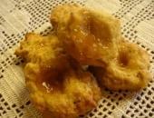 Biscotti integrali alla marmellata (senza zucchero e burro!)