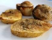 patate e cipolle gratinate al forno