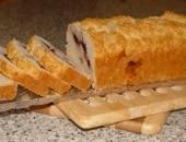 Plum cake ricotta e frutti di bosco