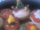 Cupcakes natalizi facili facili