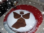 Torta angioletto farcita alla Nutella (di Benedetta Parodi)
