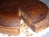 torta marocchina tutta cioccolato