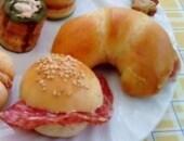 Adesso i miei mini panini x sandwich..