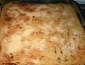 polpettone di fagiolini e patate