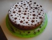 Torta al cioccolato bianco, soffice soffice!!