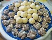 Vi presento i veloci biscottini:Damette,Bianchetti,cocchini e ciocchini!!!
