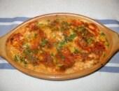 Lasagnette al sugo di cernia.