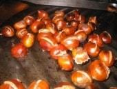 castagne al forno