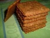 Biscotti aromatici di farina di ceci