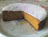 Torta di arance e mandorle senza farina