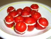 Pomodori pachino ripieni freddi