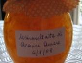 la mia marmellata di arance amare