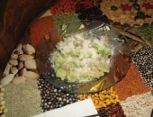 Casarecce con broccolo verde e salsiccia
