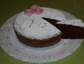 A gran richiesta...torta margherita al cacao
