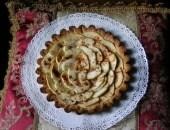 Crostata di Kamut alla frutta - versione estiva e invernale