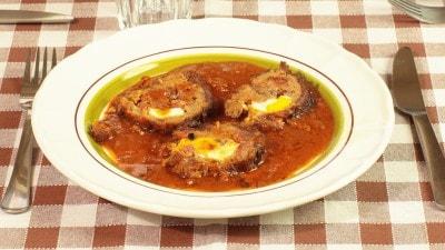 Polpettone alla siciliana