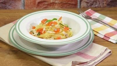 """Spaghetti """"Donna Marianna"""""""