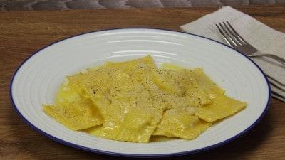 Tortelli di patate parmensi