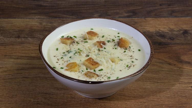 Crema di cipolla
