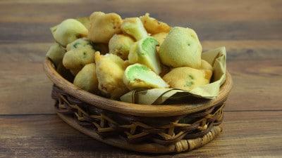 Frittelle di cavolfiore gustose