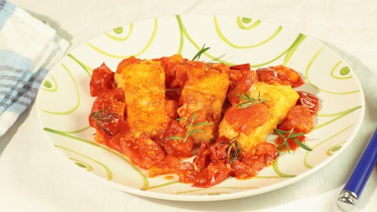 Baccalà marinato