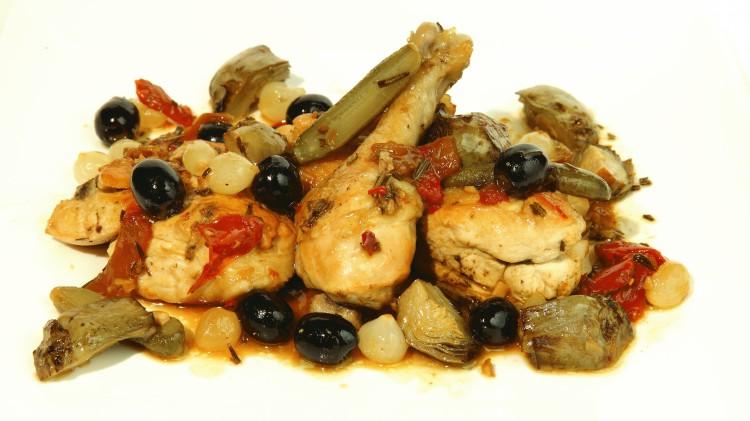 Pollo alla Franceschiello