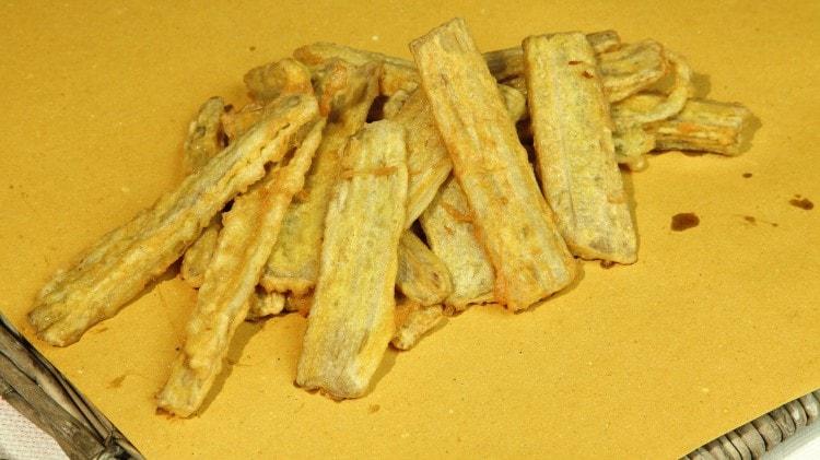 Cardi fritti