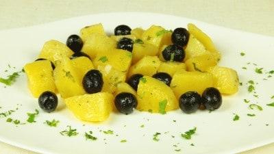 Olive e patate