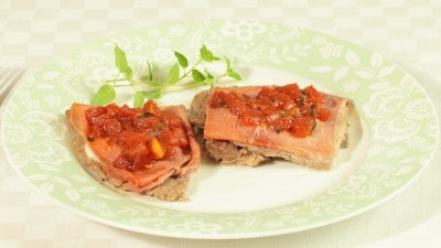 Saltimbocca di Sorrento