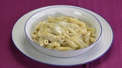Pasta al gorgonzola