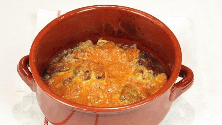Casce e ova | Agnello cacio e uova alla molisana