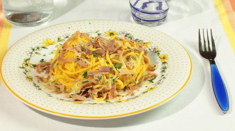 Tagliolini di Campobasso