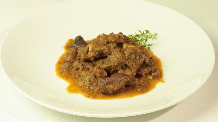 Cinghiale in salsa