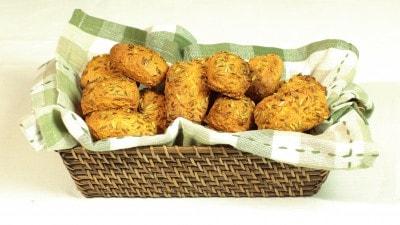 Biscotti ai semi di finocchio