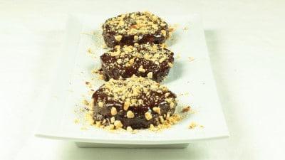 Tortine di meringa e cioccolato