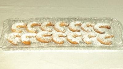 Biscotti con noci macadamia