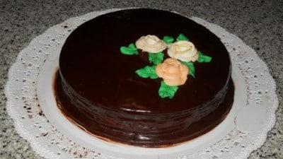 Torta SUPER-Cioccolato strepitosa!
