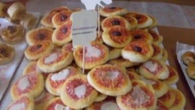 Le pizzette di Tina