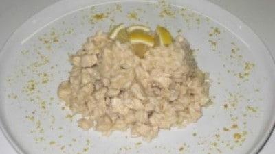 Riso pollo e limone