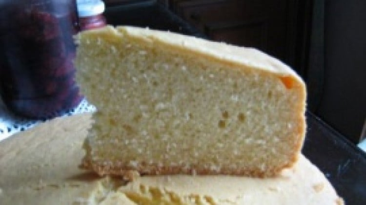 Base torta al kamut