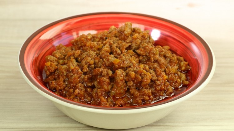 Ragù di carne e salsiccia
