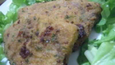 Cotolette di pesce spada aromatiche