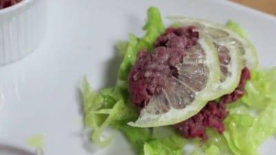 Sbriciolata di carne