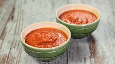 Crema fredda di peperoni