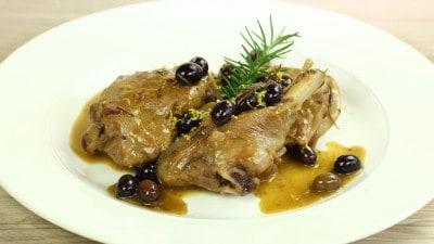 Agnello alle olive taggiasche