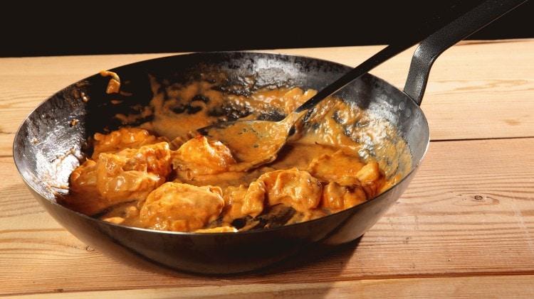 Petto di pollo alla paprika