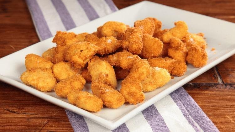 Popcorn di pollo