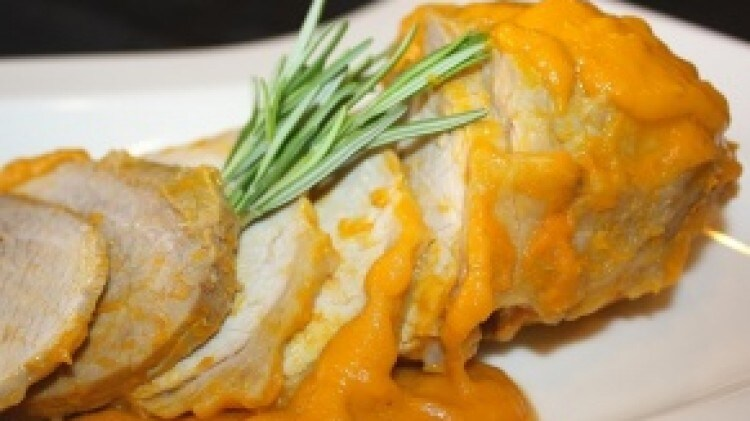 Brasato in salsa piccante di carote